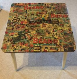 Beano table vintage retro 1960s vintage table pick up in Leeds