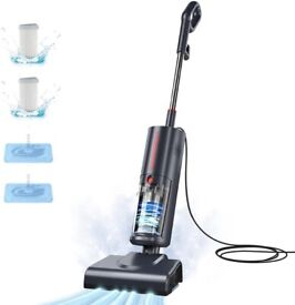 New 3-in-1 Multi-Surface Floor Cleaner | Vacuums, Washes & Dries | Cleans Hard Floors & Area Rugs