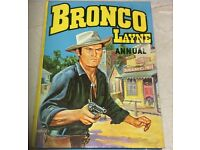 Bronco Layne Annual Joe Morrissey