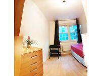 CENTRAL LONDON ON YOUR HANDS! FRIENDLY FLATSHARE!