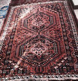 Vintage Handmade Persian Rug