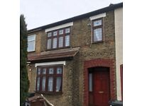 *3 bedroom house with garden in Barking IG11 0BJ £1850 (Only one month deposit)