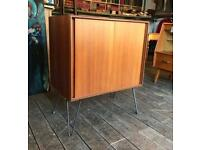 G-Plan Retro Cupboard On Hair Pin Legs