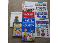 9 Assorted Children's Books