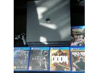 Sony PlayStation 4 Pro Bundle ( PS4 )