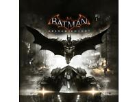 Batman Arkham Knight on PS4