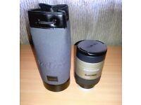 Minolta Vectis V 400mm F/8 Reflex Lens