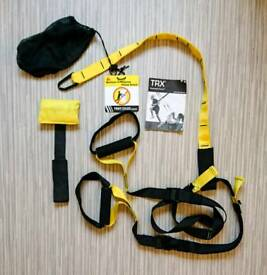 TRX suspension training system GENUINE LIKE NEW