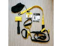 TRX suspension training system GENUINE LIKE NEW