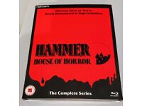 Hammer House of Horror Complete Series Blu-ray - Brand New