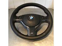BMW msport leather steering wheel e46 e39 x5