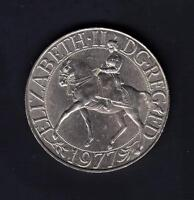 1977 Commemorative 25 Pence Coin The Queens Silver Jubilee