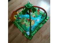 Fisher Price Rainforest Melody & Light Gym