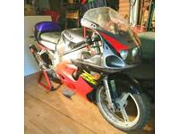 Suzuki GSXR 600 SRAD 1997 Spare or Repair, Project, Restoration or Track Bike DEPOSIT TAKEN.