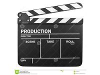 Clapper Board Wanted for Glasgow Theatre Company