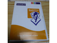 Read & Write – Version 9 Gold software.