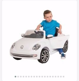 Kids Beetle Electric Car