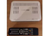 i-Can Easy HD 2851T Terrestrial Receiver with Freeview HD and BBC iPlayer