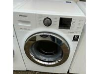 Samsung eco bubble new model 11 kg timer display energy efficient washing machine