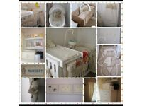 Huge baby/nursery bundle. Great condition, pet & smoke free home