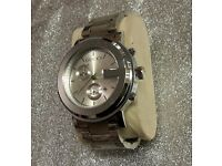 Men's GUCCI SILVER WATCH