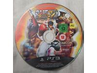SUPER STREETFIGHTER 4 IV SONY PLAYSTATION 3 PS3 GAME LEGO GTA 5 COD CALL OF DUTY TEKKEN PS4 XBOX 1