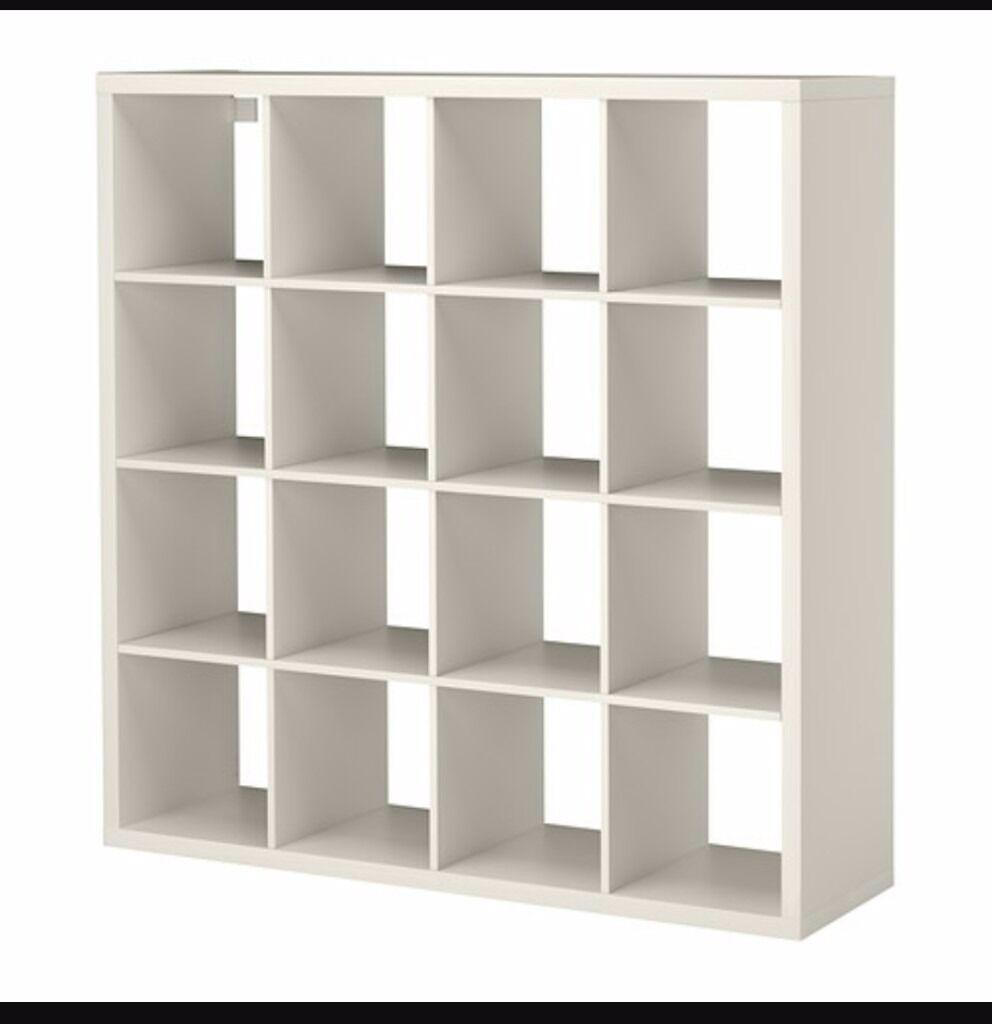 IKEA Kallax bookcase 4x4