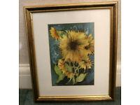 Attractive piece of Floral artwork