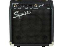 Fender Squier SP 10 Guitar Amp - Great Guitar Amp!
