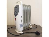 Miniature oil heater Daewoo - £8 (or pair for £12)
