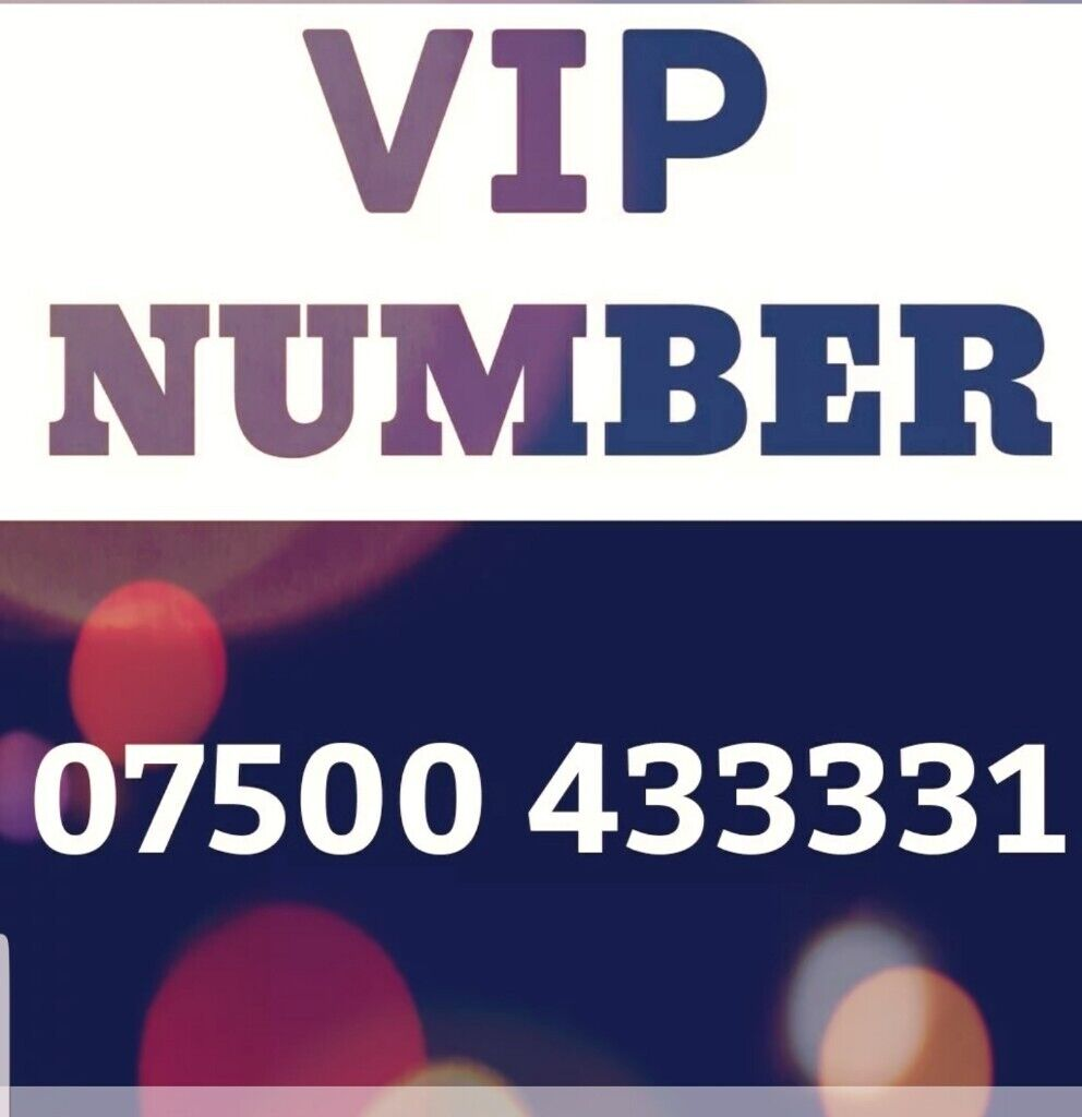 CHEAP! *GOLD VIP EASY BUSINESS NUMBERS* | in Small Heath, West Midlands |  Gumtree