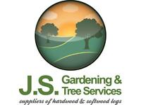JS Gardening & Tree Services tree surgeon hedge maintenance