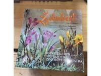T437 Schubert Symphony No8 in B minor vinyl