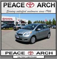 2010 Toyota Yaris LE Delta/Surrey/Langley Greater Vancouver Area Preview