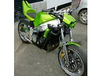 Fzr1000 streetfighter SWAP for chop