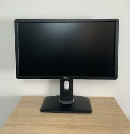 """Dell 23"""" Full HD LED Monitor Excellent Condition"""