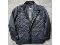 HAYWIRE74 BOYS QUILTED JACKET
