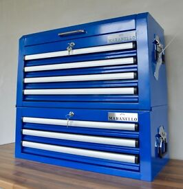 7 Drawer 2 piece tool chest