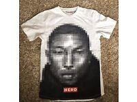 Genuine Hero's Heroine Pixel Portrait T-Shirt
