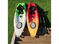 Kayaks ALL SOLD