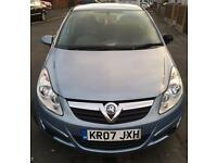2007 Vauxhall Corsa Club 1.2 16v 5 Door