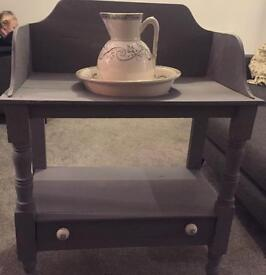 REDUCED! Victorian Wash Stand