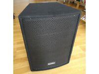 """SubZero 350W 12"""" Active PA Speaker for sale  Kentish Town, London"""