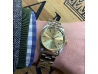Rolex Oyster Perpatual 1967 mint condition watch only