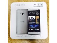 HTC One Silver - 32GB - Unlocked SIM Free Smartphone