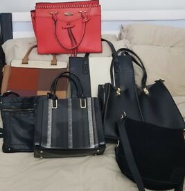Joblot handbags