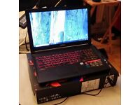 GAMING NOTEBOOK MSI 4 MONTHS OLD MINT CONDITION!!