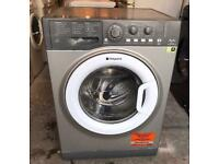 A+ HOTPOINT WMAQL641 NICE WASHING MACHINE 3 MONTH WARRANTY, FREE INSTALLATION