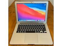 MacBook Air (13-inch, Mid 2013) i7 - 8 GB Memory - 512 GB SSD Disk