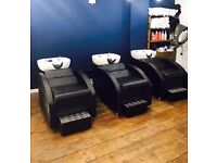 Hair salon chair and beauty room to rent near Great Portland St/Warren St